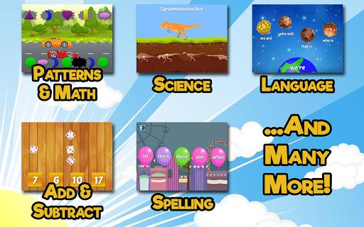 First Grade Learning Games 5.2 screenshots 2