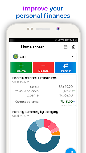 Download APK: Daily Expenses 3: Personal finance v3.554.G [Unlocked]