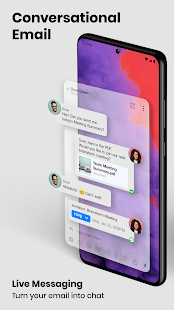 Spike Email Chat - Your Inbox, Reinvented Screenshot
