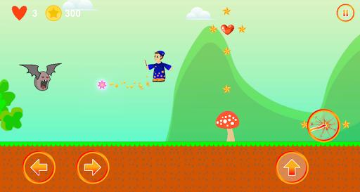 Télécharger Gratuit Magic Adventures of Shirku mod apk screenshots 4