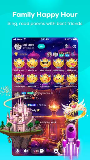 Wafa - Ludo, Voice Chat Room android2mod screenshots 2