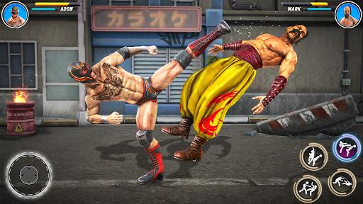 Kung fu fight karate offline games: Fighting games  screenshots 3