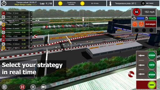 Télécharger gratuit Race Master MANAGER APK MOD 2