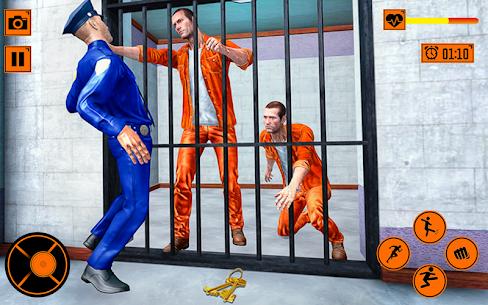 Grand Jail Break Prison Escape:New Prisoner Games 5