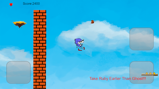 Code Triche Super Sanic World mod apk screenshots 3