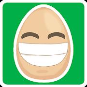 Egg Emoji Stickers For WhatsApp
