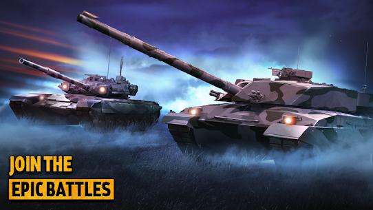 Iron Tank Assault MOD Apk 1.2.4 (Unlimited Money) 1