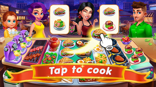 Cooking Sizzle: Master Chef 1.2.19 screenshots 8