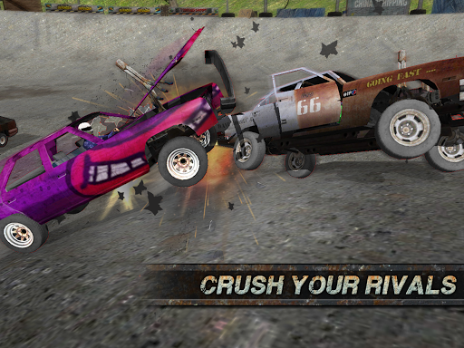 Demolition Derby: Crash Racing  screenshots 7