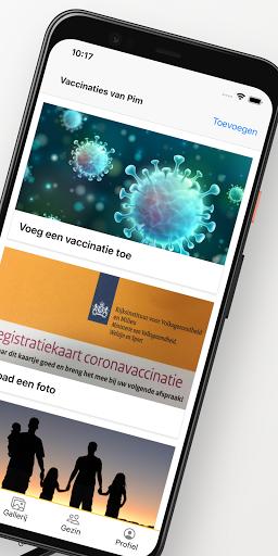 Download Vaccine Record - Vaccinatieboekje mod apk 1