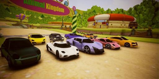 Rush: Extreme Racing Multiplayer Drift game  screenshots 6