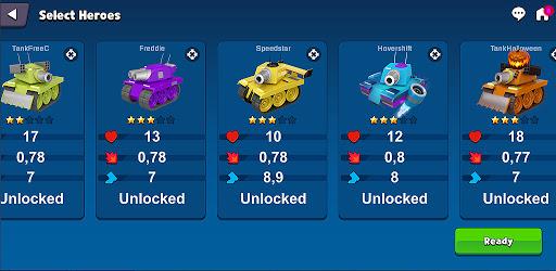 Tanks Zone screenshot 6
