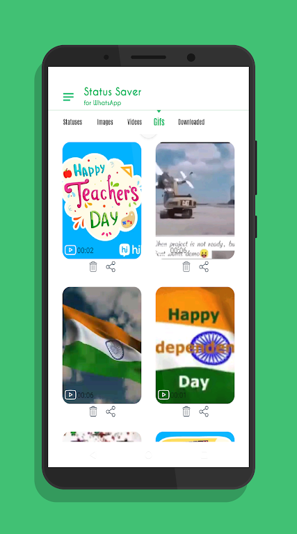 Status Saver for Whatsapp Status Downloader  poster 7