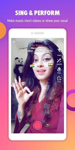 Sargam - The Best Music Short Video App in India 3.8.9 Screenshots 1