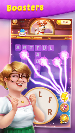 Alice's Restaurant - Fun & Relaxing Word Game 1.1.6 screenshots 6