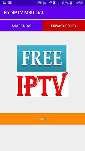 Foto do FreeIPTV M3U List