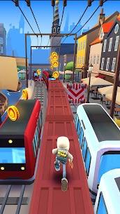 تحميل لعبة Subway Mod Apk مهكرة 2022 اخر اصدار 2