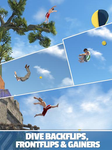 Flip Diving 3.2.3 screenshots 12