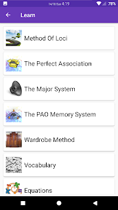Memory Assistant  Apps For Pc   Download And Install  (Windows 7, 8, 10 And Mac) 2