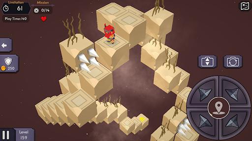 IndiBoy - A treasure hunter Dungeon Quest Apkfinish screenshots 2