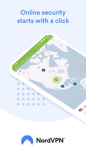 NordVPN u2013 fast VPN app for privacy & security 5.1.3 screenshots 1