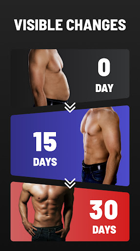 Six Pack in 30 Days - Abs Workout android2mod screenshots 5