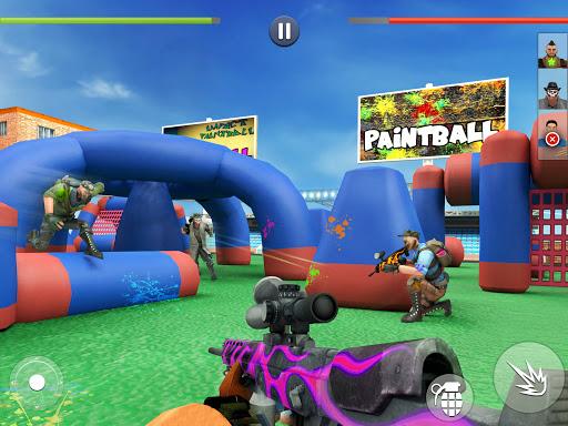 Paintball Shooting Games 3D 2.5 screenshots 6