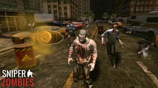 Sniper Zombies: Offline Shooting Games 3D screenshots 13
