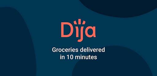 descargar Dija: Groceries Delivered apk