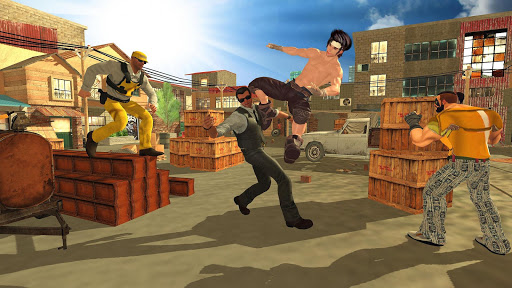 Kung fu street fighting game 2020- street fight 1.13 screenshots 6