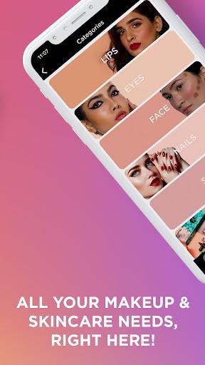 SUGAR Cosmetics: Beauty and Makeup Shopping App 3.0.21 screenshots 3