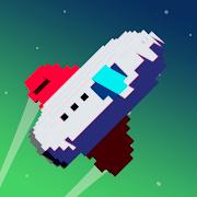 Space Flight: Pixel Rocket | Ship Destruction