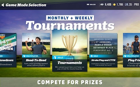 WGT Golf MOD Apk 1.69.0 [Unlimited Money/Coins/Credits] For Android 4