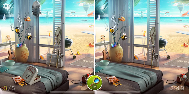 Hidden Differences - Spot the Difference 1.0.16 screenshots 1