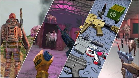 Mad Zombie Frontier 2: DEAD TARGET Zombie Games 5