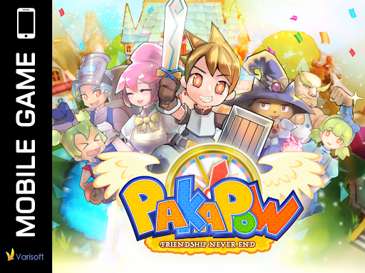 Pakapow : Friendship Never End 1.61 screenshots 1