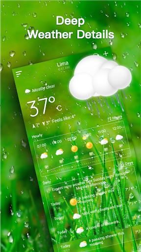 Live Weather Forecast: Accurate Weather For PC Windows (7, 8, 10, 10X) & Mac Computer Image Number- 8