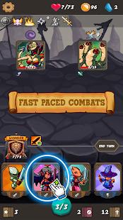 Rogue Adventure: Card Battles & Deck Building RPG 2.3.2 Screenshots 3