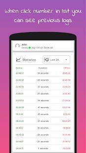 WA Track - Online Last Seen Tracker For Whatsapp