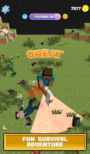 Craftsman Smasher.io - Mastercraft Survival 1.0.3 screenshots 1