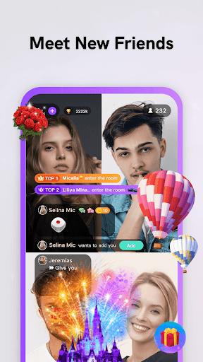YoYo - Live Voice&Video Group Chat  Screenshots 4