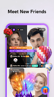 YoYo - Live Voice&Video Group Chat Screenshot