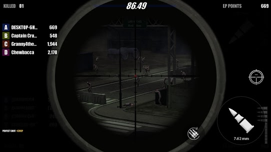 Sniper 3D: Killcam Hack for iOS and Android 2