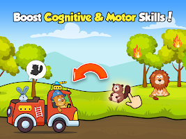 Toddler Games for 2, 3 year old kids - Ads Free
