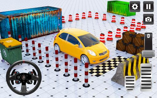 Unique Car Parking Game: Real Car Drive Challenges  Screenshots 5