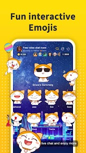 Ahlan-Free Group Voice Chat Room Apk Download Free 2