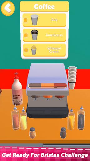 Food Simulator Drive Thru Cahsier 3d Cooking games screenshots 7