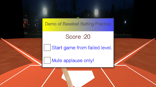 Demo for Baseball APK for Android 3