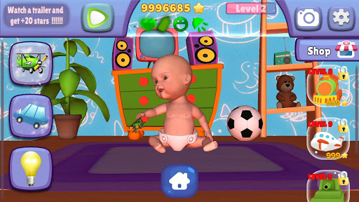 Alima's Baby 2 (Virtual Pet) 1.097 screenshots 22