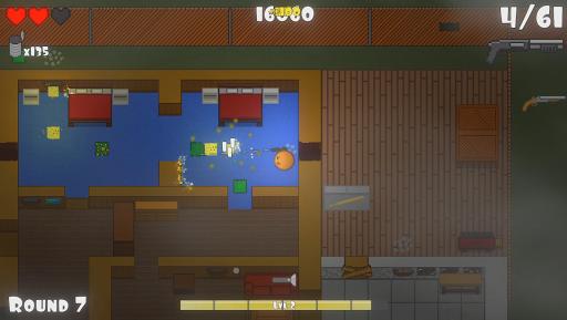 Zombie Cubes 2 screenshots 1